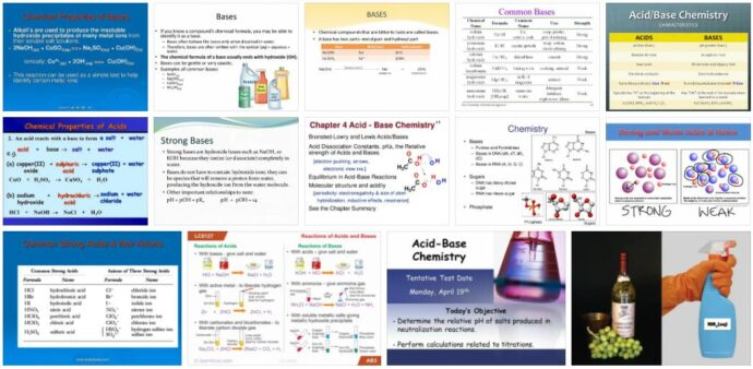 Chemical Base